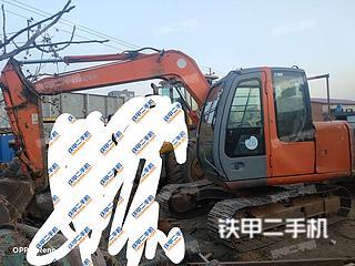 秦皇島日立ZX70挖掘機實拍圖片