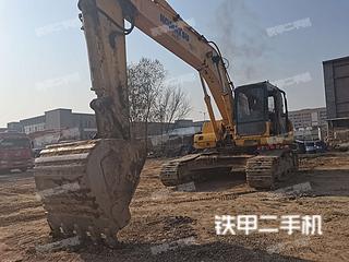 雷沃重工FR260-7挖掘機實拍圖片