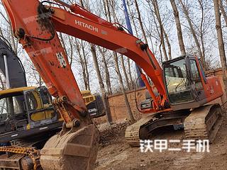 北京日立ZX200挖掘機實拍圖片
