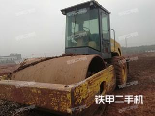 湖南-衡阳市二手徐工XS222J压路机实拍照片
