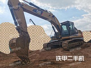 蚌埠卡特彼勒330D2L液壓挖掘機實拍圖片