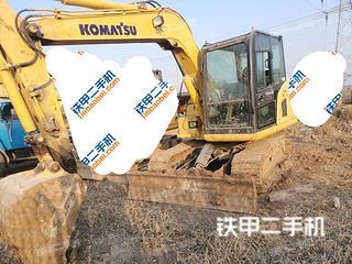 保定小松PC70-8挖掘機實拍圖片