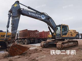 烏海沃爾沃EC360BLC挖掘機實拍圖片