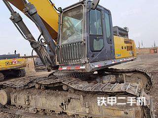 徐工XE490D挖掘機實拍圖片