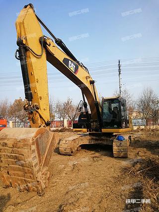 北京卡特彼勒326D2L液壓挖掘機實拍圖片