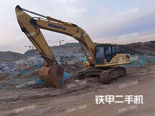 秦皇島小松PC360-7挖掘機實拍圖片