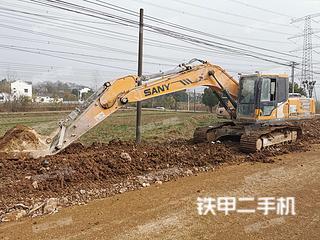 南京三一重工SY195C挖掘機實拍圖片