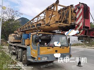 四川長江LT1070-1起重機實拍圖片
