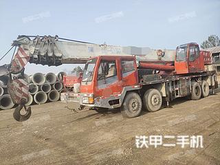 浦沅集團QY50起重機實拍圖片