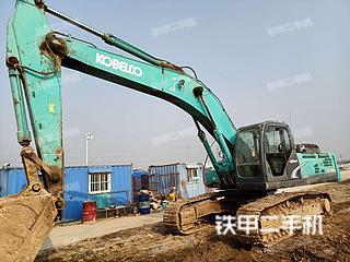 濱州神鋼SK350LC-8挖掘機實拍圖片