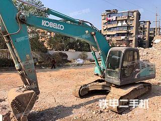 蚌埠神鋼SK210LC-8挖掘機實拍圖片