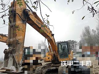 河南-开封市二手龙工LG6225挖掘机实拍照片