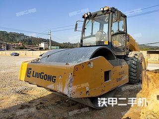 广西-南宁市二手柳工CLG6122E压路机实拍照片
