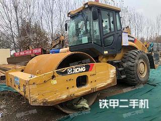 河南-郑州市二手徐工XS263J压路机实拍照片