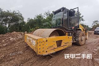 重庆-重庆市二手厦工XG6207M压路机实拍照片