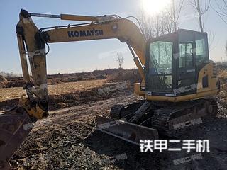 保定小松PC60-8挖掘機實拍圖片