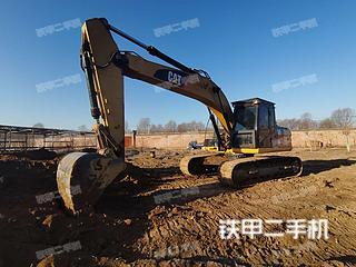 北京卡特彼勒320D2液壓挖掘機實拍圖片