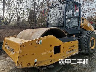 陕西-西安市二手柳工CLG6122E压路机实拍照片