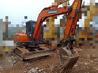 二手斗山挖掘机右前45实拍图162