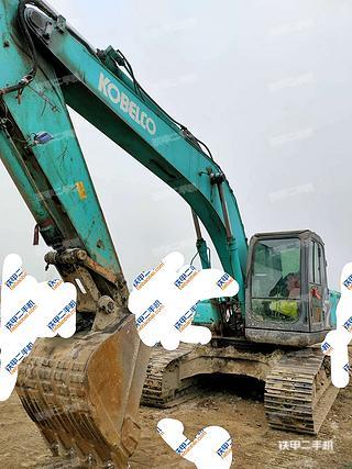 天津-天津市二手神钢SK200-8挖掘机实拍照片