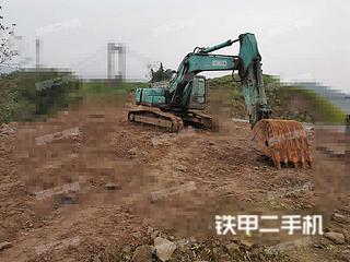 重庆-重庆市二手神钢SK260LC-8挖掘机实拍照片