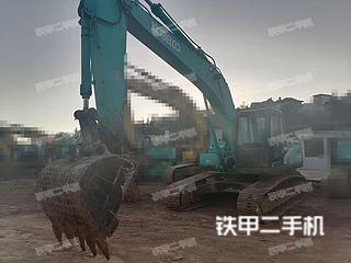 昆明神鋼SK210LC-8挖掘機實拍圖片