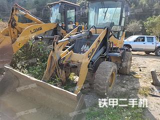 開封山東魯工L920裝載機實拍圖片