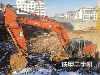 山东-日照市二手日立ZX330-3G挖掘机实拍照片