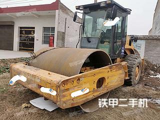 陕西-渭南市二手柳工CLG6122压路机实拍照片