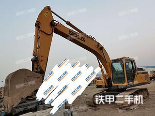 山东-临沂市二手山东临工E6210F挖掘机实拍照片