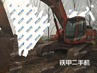 斗山DH300LC-7挖掘機實拍圖片