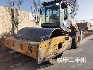 陕西-渭南市二手徐工XS222J压路机实拍照片