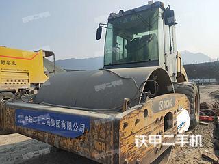 湖南-张家界市二手徐工XS202J压路机实拍照片