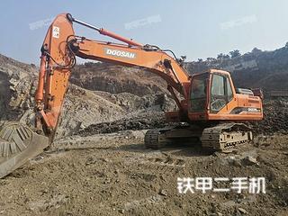 江苏-连云港市二手斗山DH225LC-9挖掘机实拍照片