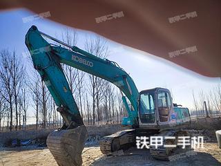 神鋼SK210LC挖掘機實拍圖片