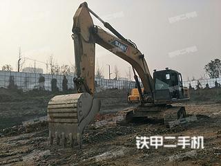 四川-眉山市二手三一重工SY245H挖掘机实拍照片