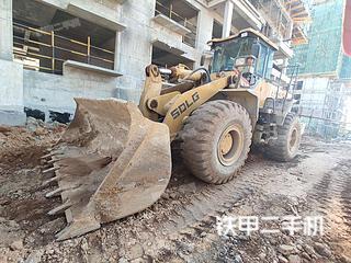 保山山东临工LG956L装载机实拍图片