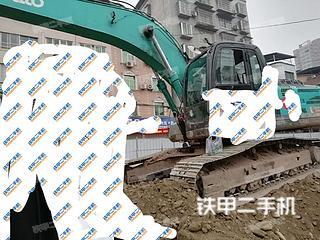 四川-南充市二手神钢SK260LC-8挖掘机实拍照片