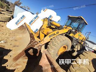 保山山东临工LG953N装载机实拍图片