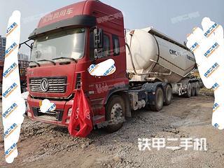保定东风DFDFZ5250GJBA4S搅拌运输车实拍图片