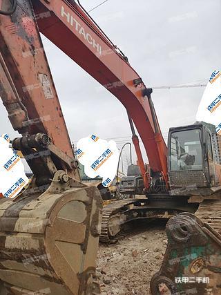 陕西-汉中市二手日立ZX250H-3G挖掘机实拍照片