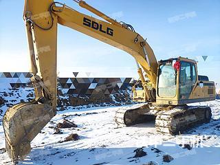 安徽-宿州市二手山东临工E6210F挖掘机实拍照片