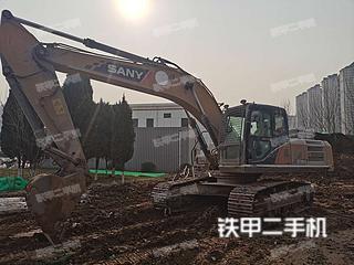 陕西-西安市二手三一重工SY245H挖掘机实拍照片