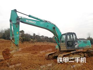 二手神钢 SK250-8 挖掘机转让出售