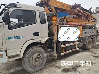 徐工XZJ5150THBD泵车实拍图片