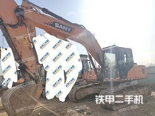 河南-郑州市二手三一重工SY225C挖掘机实拍照片