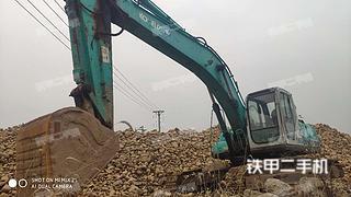 湖北-宜昌市二手神钢SK250LC挖掘机实拍照片