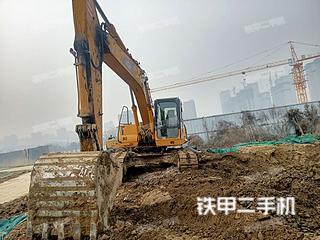 山东-菏泽市二手雷沃重工FR260挖掘机实拍照片