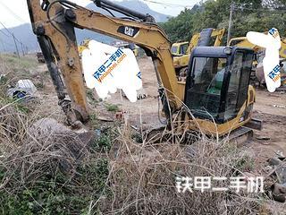 广东-肇庆市二手卡特彼勒306D液压挖掘机实拍照片