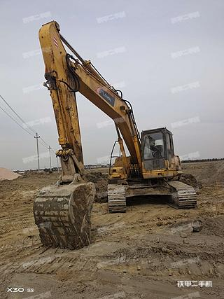 浙江-嘉兴市二手雷沃重工FR220挖掘机实拍照片
